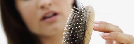 hair loss symptoms