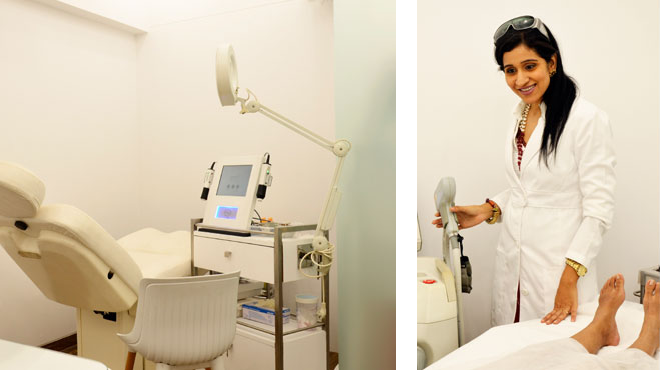 Clinic Laser Hair Removal
