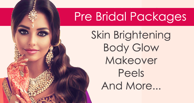 Pre Bridal Packages