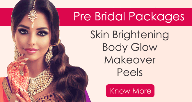 Pre Bridal Beauty Packages