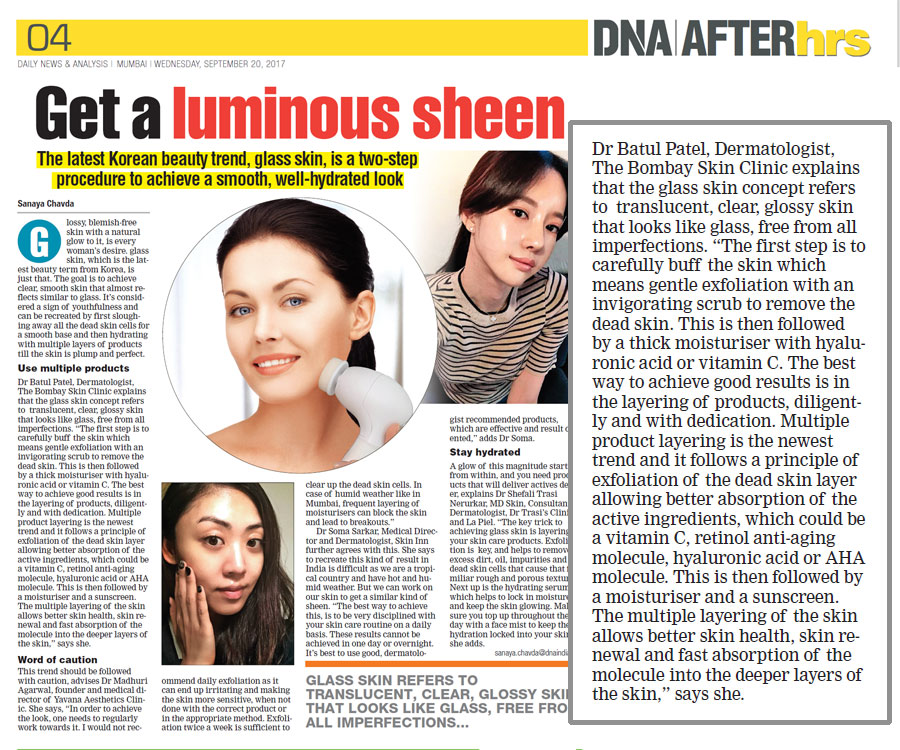 Article in DNA After hours