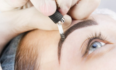 Microblading Eyebrows Mumbai