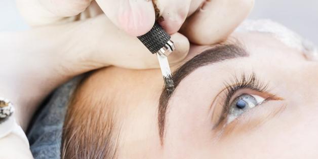 Microblading Eyebrows Mumbai